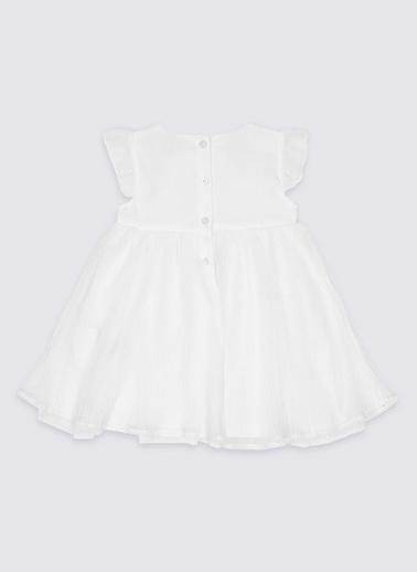 Marks & Spencer Elbise Beyaz